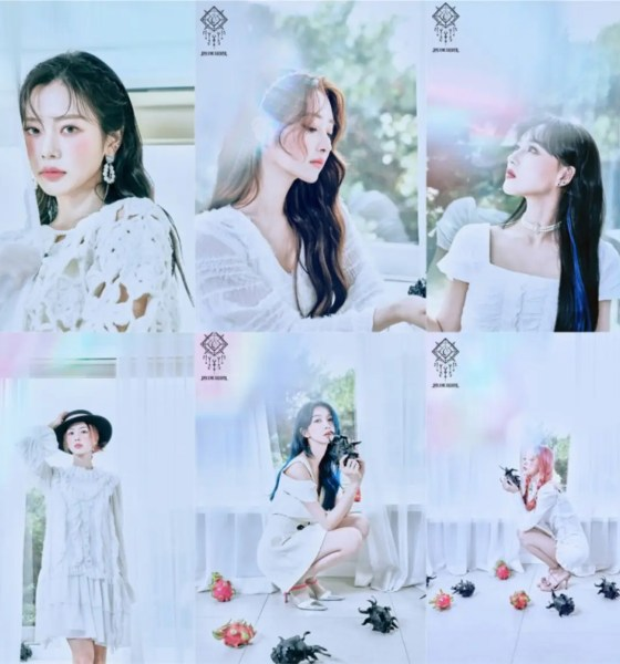 Dreamcatcher, Teaser Image of Pure White Released on July 30