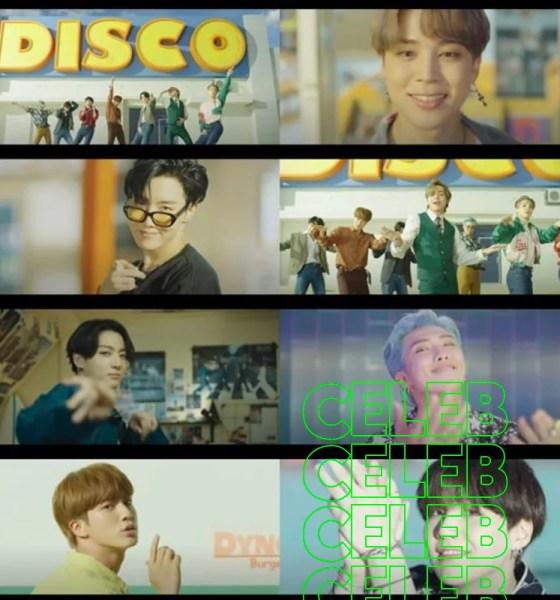 BTS 'Dynamite' MV Teaser Released on August 19