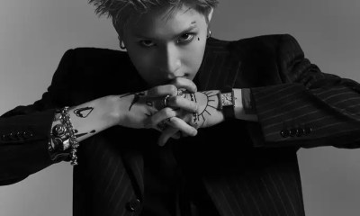 SHINee Taemin, Topped of the 19-nation iTunes Chart with his 3rd Full-length Album Pre-released