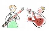 1593748 thum - フルートとファゴットによる初夏のコンサート