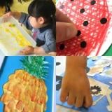 1598630 thum - [2歳]飾れる作品を造ろう!Babyアート☆Summer(夏)