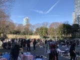 1599432 thum - 【新宿中央公園】フリーマーケット 【都庁前】ジャンルもさまざま♪多くの人出で賑わう会場!