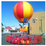 1600728 thum 1 - 気球ロボット「メカ・バルーン」が登場! | 駒沢公園ハウジングギャラリー