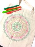 1601973 thum 1 - 曼荼羅アートでマイバッグを作ろう 8/26(日)@新宿