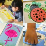 1602581 thum - [2歳/麻布十番]飾れる作品を造ろう!Babyアート☆Halloween 10月