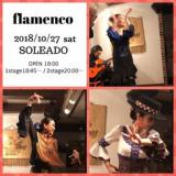 1605899 thum 1 - 10月27日 【フラメンコライブ】相模原で美味しい食事とフラメンコ(神奈川県)