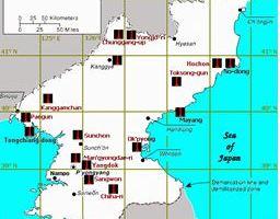 1113 08 1 - 北朝鮮 新たにミサイル基地13ヶ所特定に成功/米CSIS