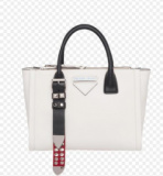 1611915 thum 1 - 可愛いPRADAプラダスーパーコピーレディース ハンドバッグ 高品質な素材のGRIGIOショルダー付きバッグコピー