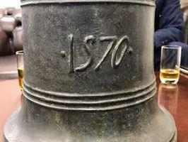 0208c 01 1 - 449年前、長崎の街に鳴り響いていた岬の教会の鐘が再び長崎の街に帰ってきた