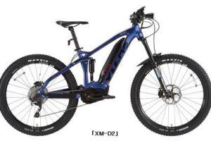 0219 08 1 - パナ社、MTB「XM-D2」64.8万円で100台限定販売 電動アシストバイク