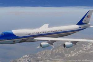 0227 01 1 - ハノイ トランプ大統領南北首脳会談で連動する空軍機・ビースト等