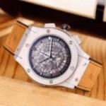 1612054 thum 1 - 人気 ランキング 2016 ウブロHUBLOT 男性用腕時計 进口西铁城机械ムーブメント 2色可選