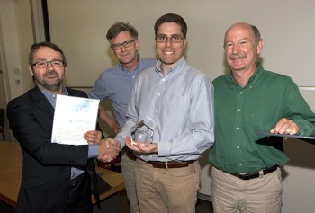UCL-CNT Early Career Investigator in Neuroimaging Techniques Award (2014)