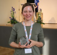 Brain Products Young Scientist Award Winner 2016: Dr. Kathrin Ohla
