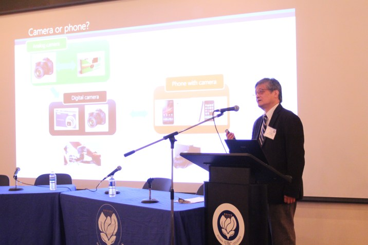 Dr. Negoro's Keynote Lecture