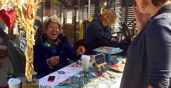 April 9-10: Plant sale, art market, and medicinal herb workshop in Press Street Gardens