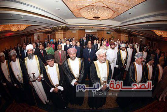 حفل استقبال في سلطنة عمان بمناسبة عيد ثورة يوليو 3