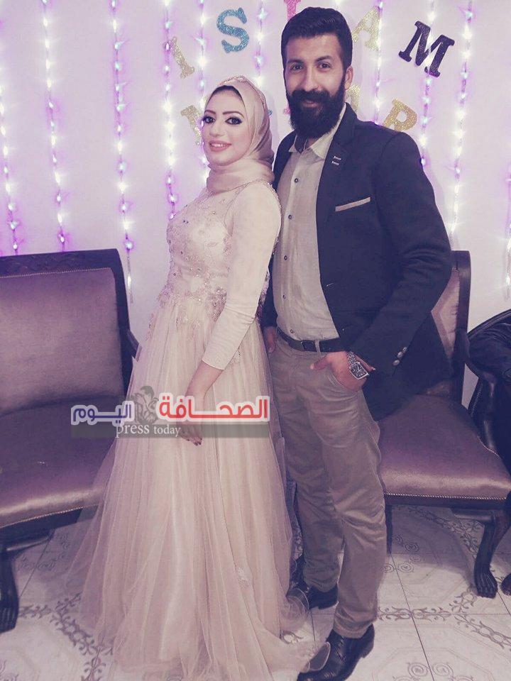 خطوبة إسلام ومنار فى جو عائلى سعيد