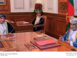 السلطان قابوس بن سعيد يترأس اجتماع مجلس الوزراء