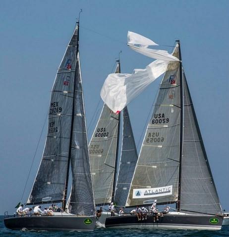 Farr 40 North American Championships Charisma Dominates To Win