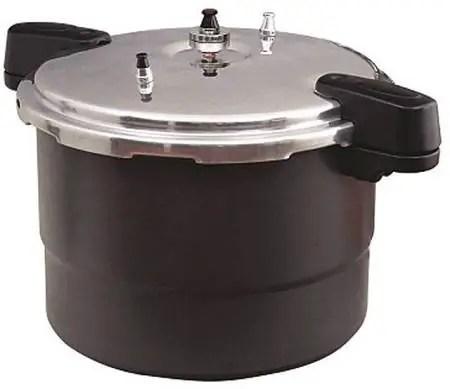 Granite Ware 0730-2 Pressure Canner/Cooker/Steamer