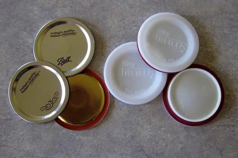 Understanding Canning Lids