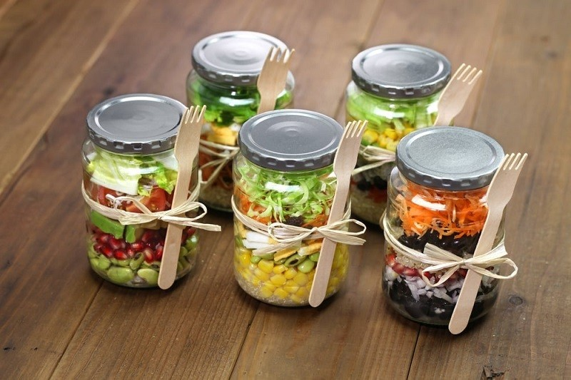Pressure Can Meals In A Jar