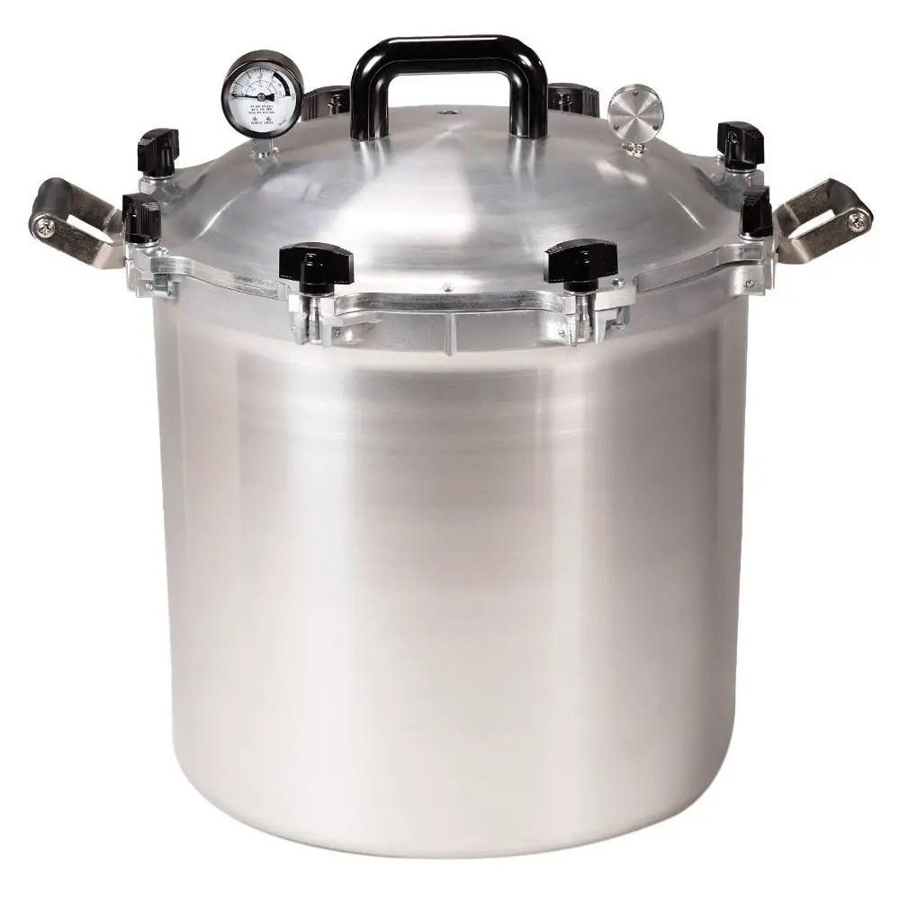 All American 41-1/2-Quart Pressure Cooker