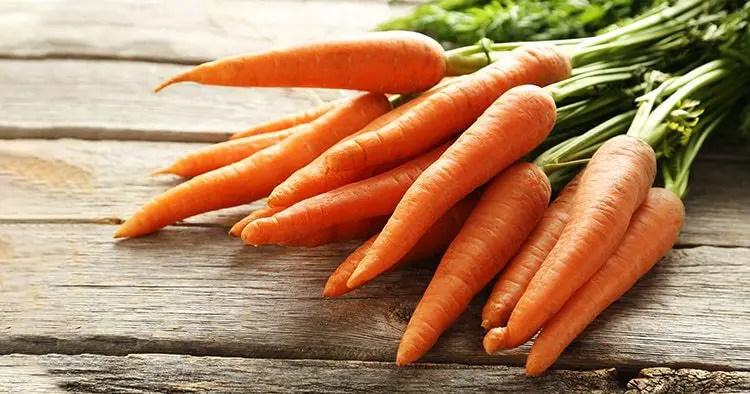 fresh-sweet-carrot-on-grey-wooden