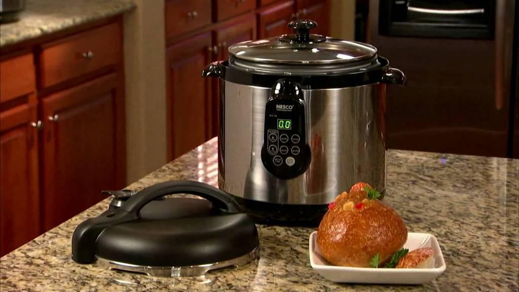 Nesco 3 In 1 Pressure Cooker Pressure Cooker Hq