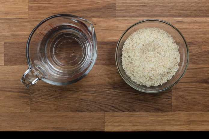 No more uncooked, burnt, or mushy Indian basmati rice. Make Perfect Instant Pot Basmati Rice in 25 mins! Easy, no soaking, set it & forget it.