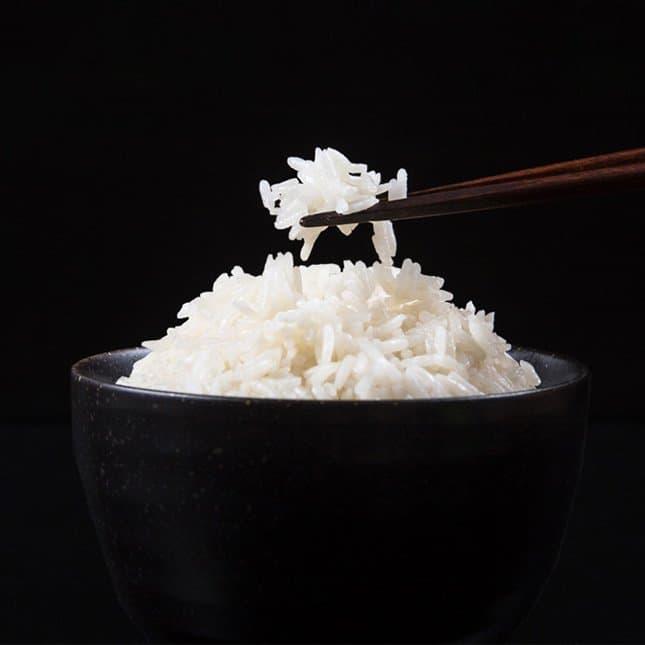 Instant Pot Rice Recipes: Instant Pot Coconut Rice