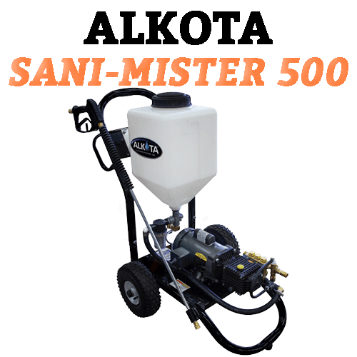 Alkota Sani Mister 500 By Alkota