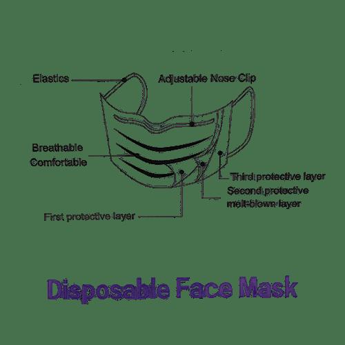 Face Mask Description