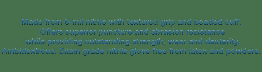 Raven Gloves Description
