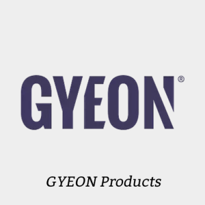 GYEON Quartz Products