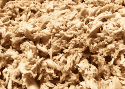 Instant Pot Dress-It-Yourself Shredded Chicken