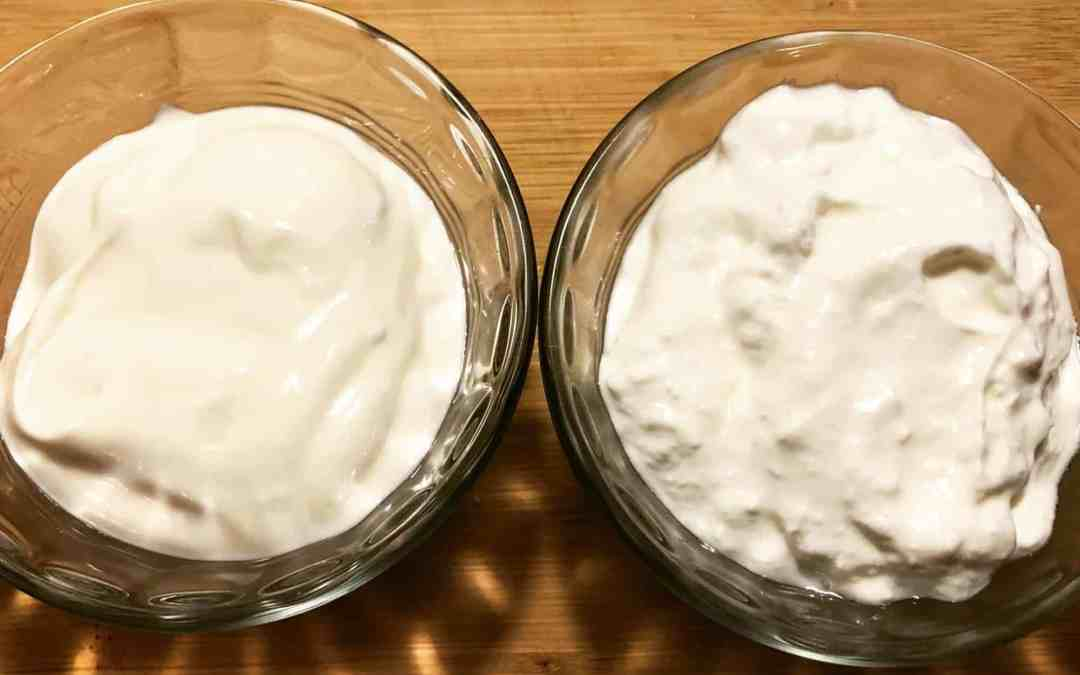 Instant Pot Yogurt (Two Ways)