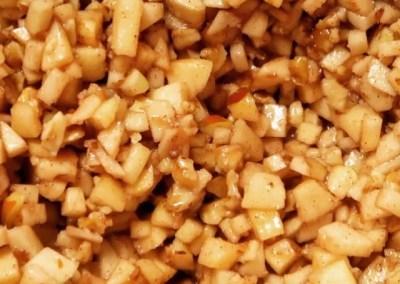 Charoset (Apples & Walnuts)