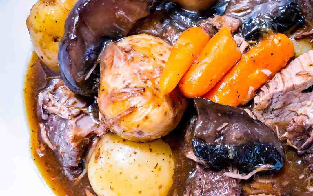 Best Ever Instant Pot Roast