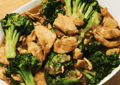 Instant Pot Chicken & Broccoli