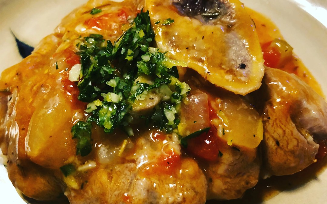 Instant Pot Osso Bucco (Veal Shanks)