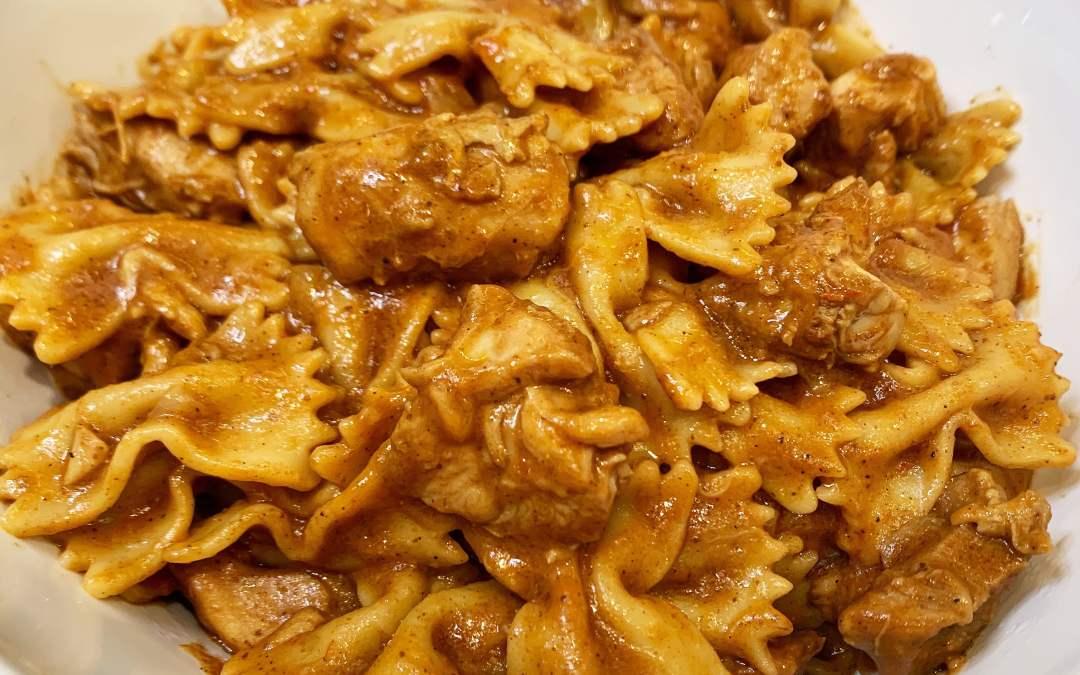 Instant Pot Butter Chicken Bowties