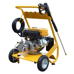 Wolf Pressure Washer review petrol 200 bar domestic commercial industrial