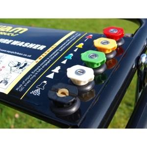 kiam km3700p nozzles petrol pressure washer review pressurewasher-reviews