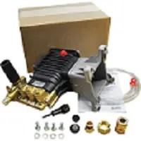 AR North America 4000 PSI Triplex Plunger Pump Review
