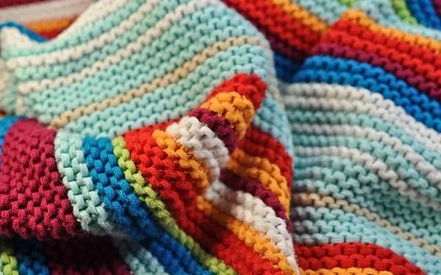 Knitwear Wool Woolen Fabric Knitting Warm