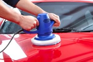 car wax or polish