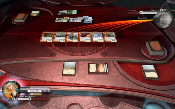 The monowhite deck is actually pretty good