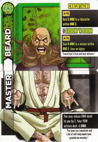 master beard